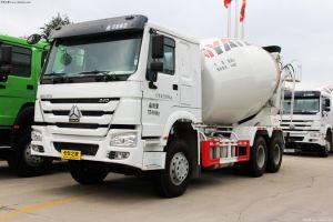 12m3 HOWO 6X4 Concrete Mixer Truck/ Mixe Rcement Truck pictures & photos