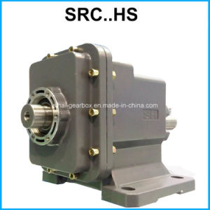 Flange Geared Motor Helical Gear Reducer pictures & photos