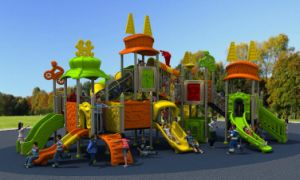 Children Slide Park Amusement Equipment pictures & photos