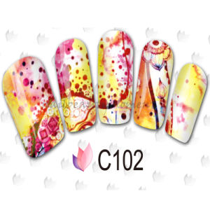 Nail Water Decal Transfer Decoration Sticker Accessories (NPP11) pictures & photos