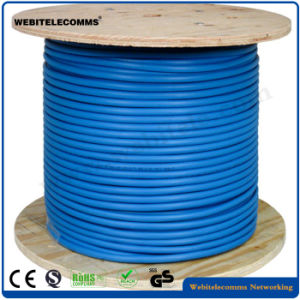 Long Life Service CAT6 F/UTP Outdoor Network Cable pictures & photos