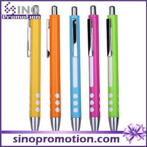 Cute Click Ball Pen Cheap Plastic Ball Pen with Clip