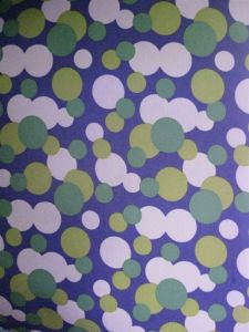 Oxford 600d Circles Printing Polyester Fabric (A066) pictures & photos