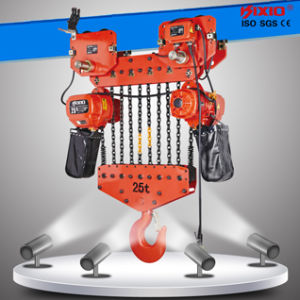 Kixio 25 Ton Electric Chain Hoist pictures & photos