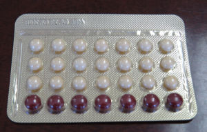 GMP Certificated Drugs, Levonorgestrel/Ethinylestradiol Compound USP Family Planning Pills and Ferrous Fumarate, Levonorgestrel/Ethinylestradiol pictures & photos