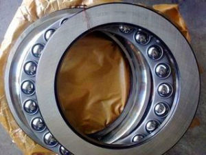 High Quality Chrome Steel Thrust Ball Bearing pictures & photos