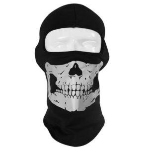 Balaclava Hood Full Face Ghost Reflective Headgear pictures & photos
