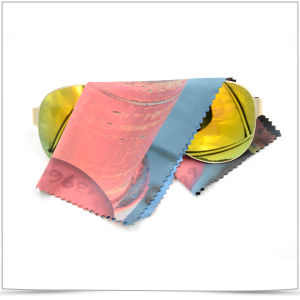 Promotional Micro Fiber Sunglasses Cleaning Cloth pictures & photos