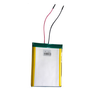 3.7V Li-Polymer Rechargeable Battery (2000mAh) pictures & photos