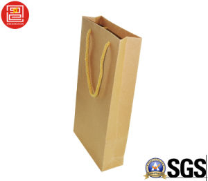 Eco-Friendly Kraft Paper Bag, Shopping Bag, Carrier Bag, Promotional Paper Bag pictures & photos