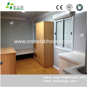 20 Ft CE Prefabricated Luxury Container House pictures & photos