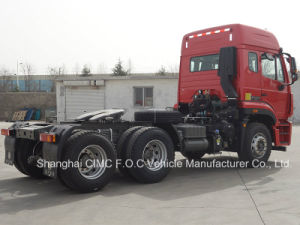Sinotruk Hohan 6*4 Tractor Truck pictures & photos