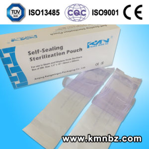 Self Sealing Sterilisation Flat Pouch