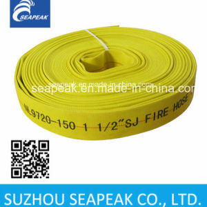 Single Jacket Mill Hose pictures & photos