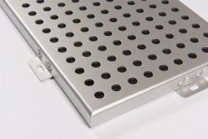 Aluminum Solid Decoration Panel Outdoor Aluminium Cladding for Exterior Wall Cladding pictures & photos