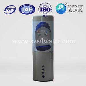 Compressor Cooling Water Dispenser with Refrigerator pictures & photos