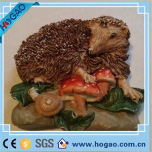 Resin Fridge Magnet Cute Little Hedgehog pictures & photos