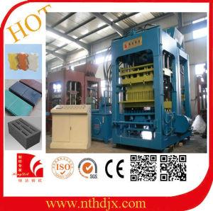 Construction Machinery Automatic Concrete Block Making Machine (QT10-15) pictures & photos