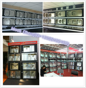 Stainless Steel Handmade Bar Sink with Cupc pictures & photos