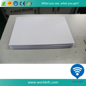 Good Price 0.3mm PVC Sheets Overlay for ID Card Printing pictures & photos