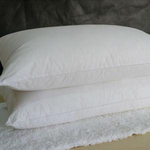 White Color Soft Microfiber Standard Pillow 45X75cm (DPF10121) pictures & photos