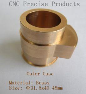 Casting CNC Lathy Parts for Lamp Metal Parts pictures & photos