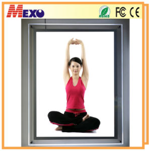LED Sandwich Acrylic Wall Mount Picture Frames pictures & photos