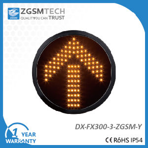 300mm 12 Inch Yellow LED Arrow Light Module