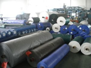 PE Waterproof Fabric or Tarpaulin