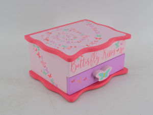 Colorful Cute Wooden Box for Baby pictures & photos