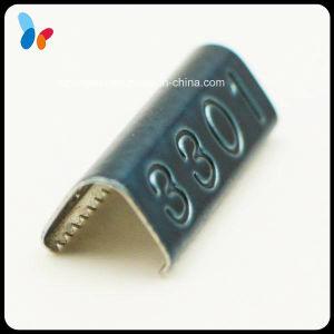 Coated Blue Color Metal Brass Belt End Clip Belt Accessories pictures & photos