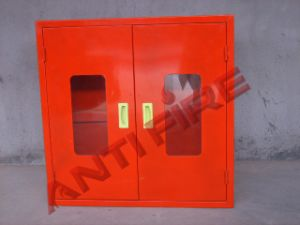Fire Hose Reel Cabinet (Mild steel/Stainless Steed) pictures & photos