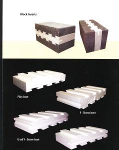 EPS Concrete Brick Making Machine pictures & photos