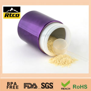 Rtco Airless Plating Plastic Packing Bottle