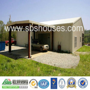 New Design Prefab House Made for Light Steel Frame pictures & photos