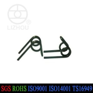 Anti-Corrosion Small Adjustable Coils Torsion Spring pictures & photos