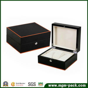 Personlized Luxury MDF Wood Watch Box pictures & photos