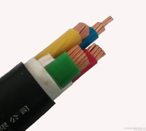 0.61kv or Below PVC Insulated and Sheathed Power Cable