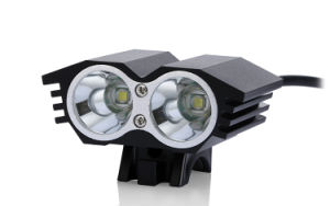 Owl Eye Design 20W 1500lm High Power 2 * CREE Xml T6 Bicycle LED Light