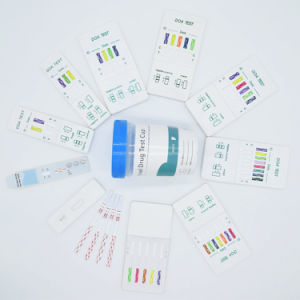 Home or Enterprise Used Multi Drug Test Cassette Kit (CE&ISO13485) pictures & photos