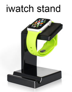 Duostand Charge Station for Apple Watch & iPhone pictures & photos