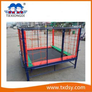 Trampoline and Indoor Playground Equipment Txd16-Jl003 pictures & photos