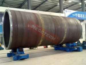 Rubber&Steel Wheel/Adjustable Turning Rolls/Welding Rotator pictures & photos