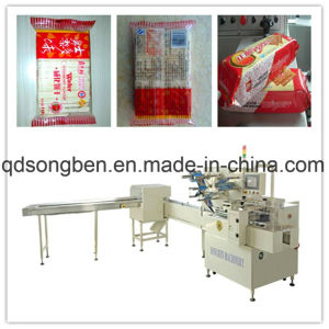 Single Row Biscuit Packing Machine pictures & photos