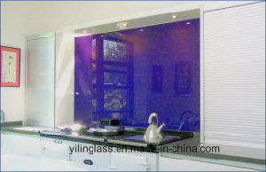 Tempered Color Serigraphy Glass Splashback pictures & photos