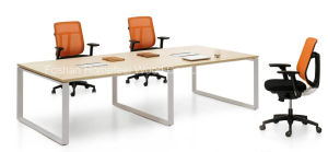 Modern Simple Design Straight Office Conference Meeting Table (HF-BS013) pictures & photos