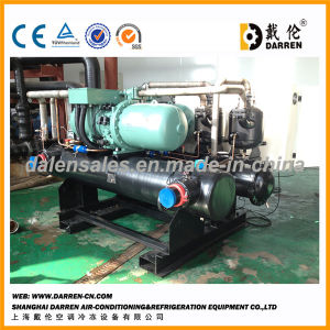Soda Process Water Cooled Screw Type Water Chiller pictures & photos