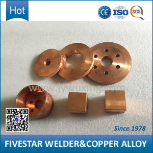 Chromium Zirconium Copper Welding Wheel with High Conductive for Resistance Seam Welder