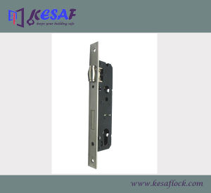 Mortise Lock Lockcase Components with Roller Latch (H8530SS)