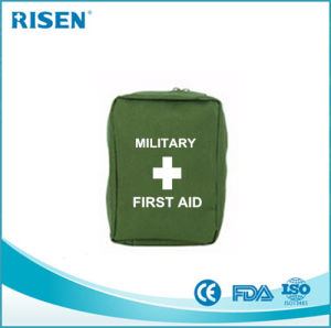 Customized First Aid Supplies Camouflage Army Kit One Person for Use pictures & photos
